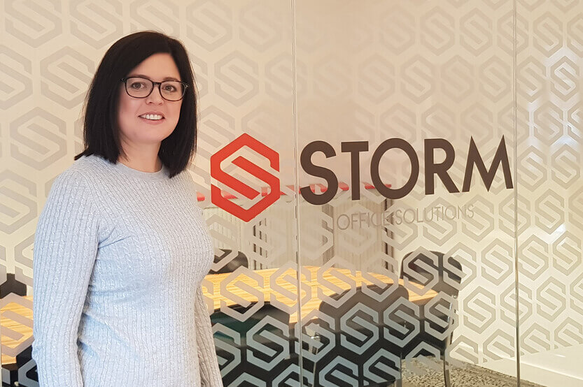 Read more about the article STORM WELCOMES SAMANTHA WILSON