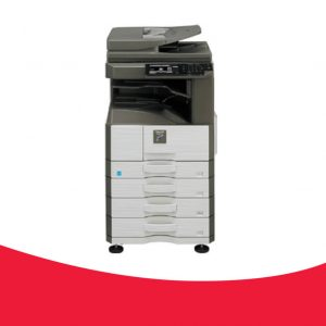 """MX-M266N/M316N/ M356N  26ppm, 31ppm, 35ppm Mono Multi-Functional Printer Solution  7"""" colour LCD touchscreen with thumbnail previews for simple navigation  OSA for simple integration with cloud /server based workflow software"""